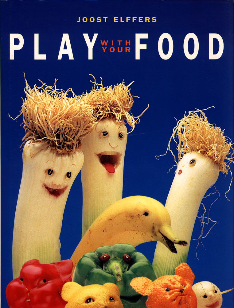 Play Your Card Right On Pinterest: Play With Your Food Night