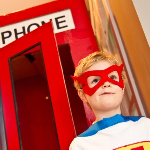 Superhero by Becca Bond