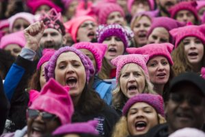 Playful Protests, Womens March